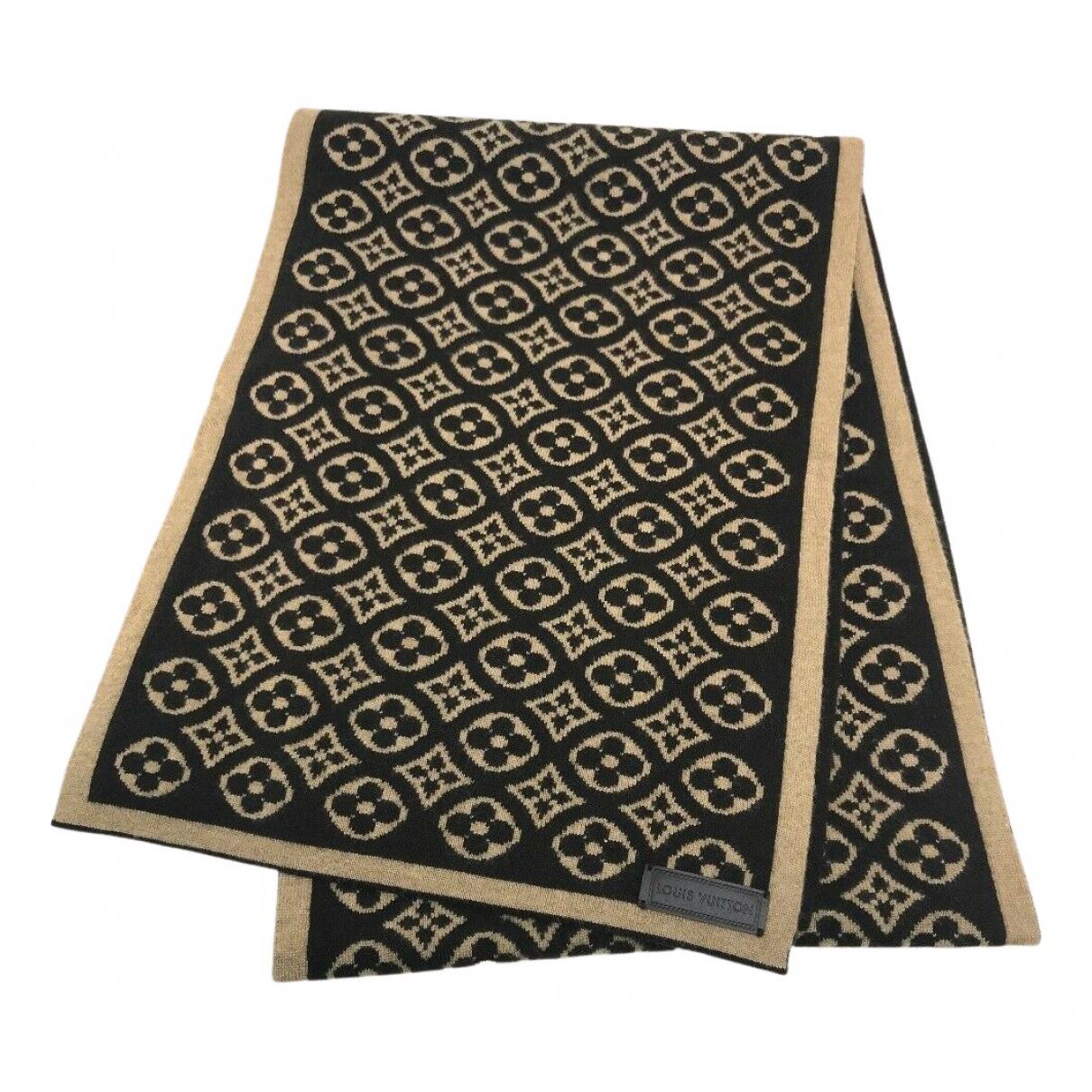 Bufanda de Cachemira Louis Vuitton