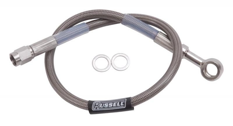 Russell 33in. STRAIGHT # 3 X 10MM BANJO