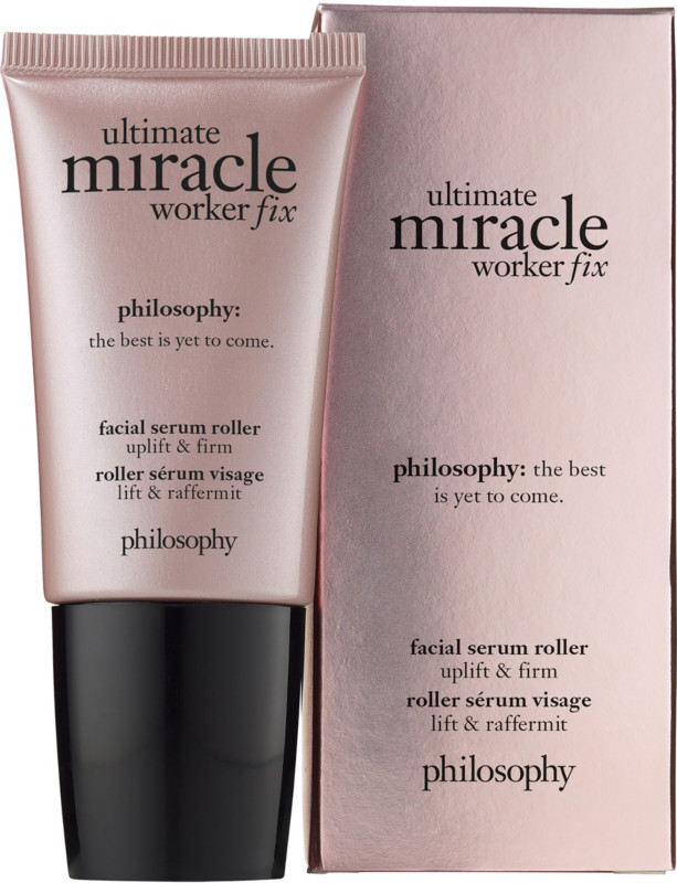 Ultimate Miracle Worker Fix Facial Serum Roller Uplift & Firm