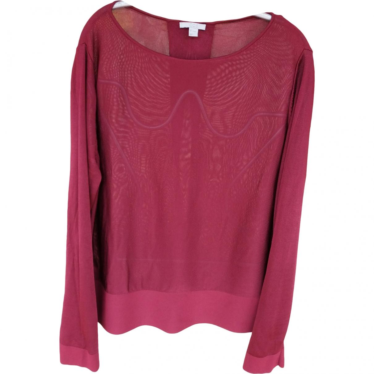 Cos \N Burgundy Knitwear for Women L International