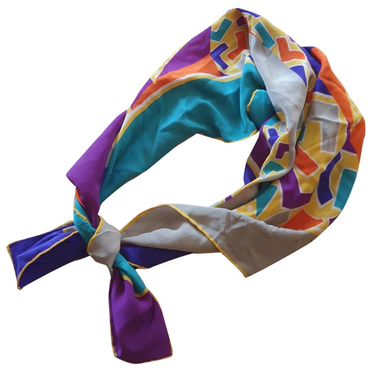Missoni \N Multicolour Silk scarf for Women \N