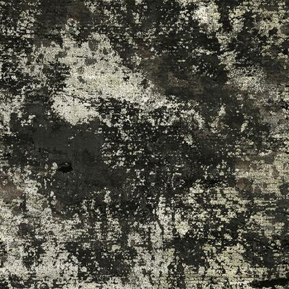 Develi Collection RG5194S 5' X 8' Area Rug with Machine-made  Made of Polyester and Jute Mesh Backing in