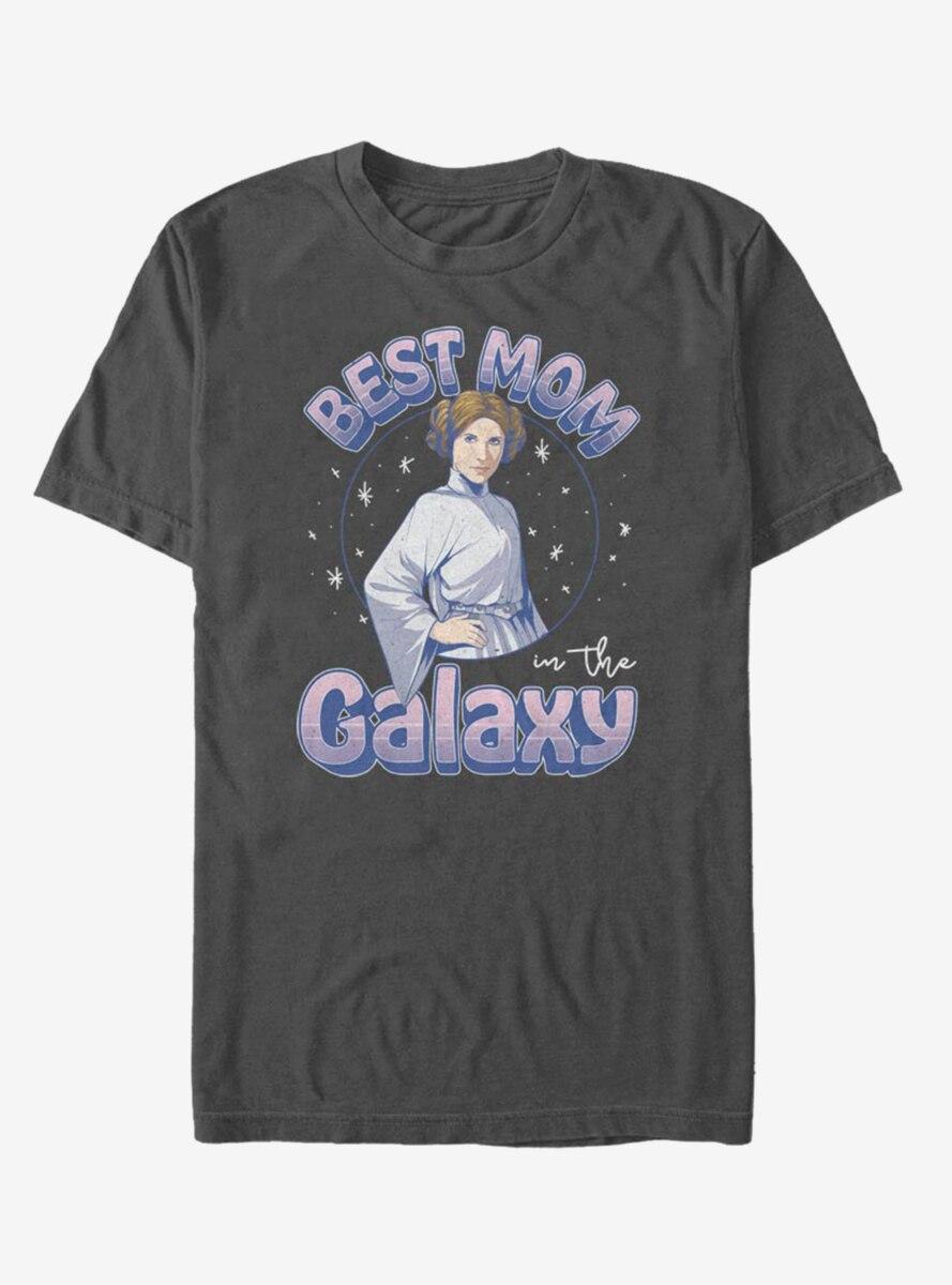 Star Wars Best Mom In Galaxy T-Shirt