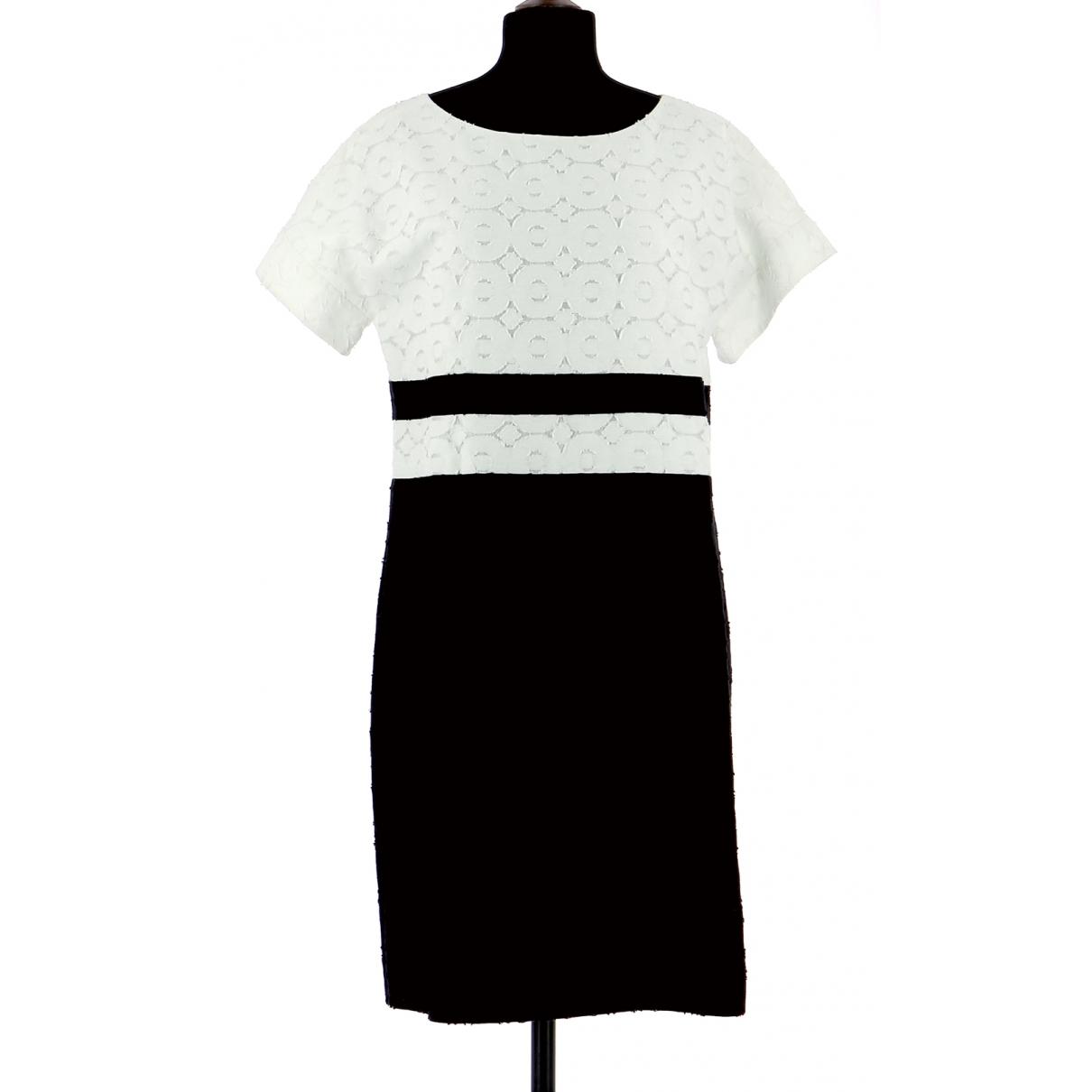 Georges Rech - Robe   pour femme en coton - noir