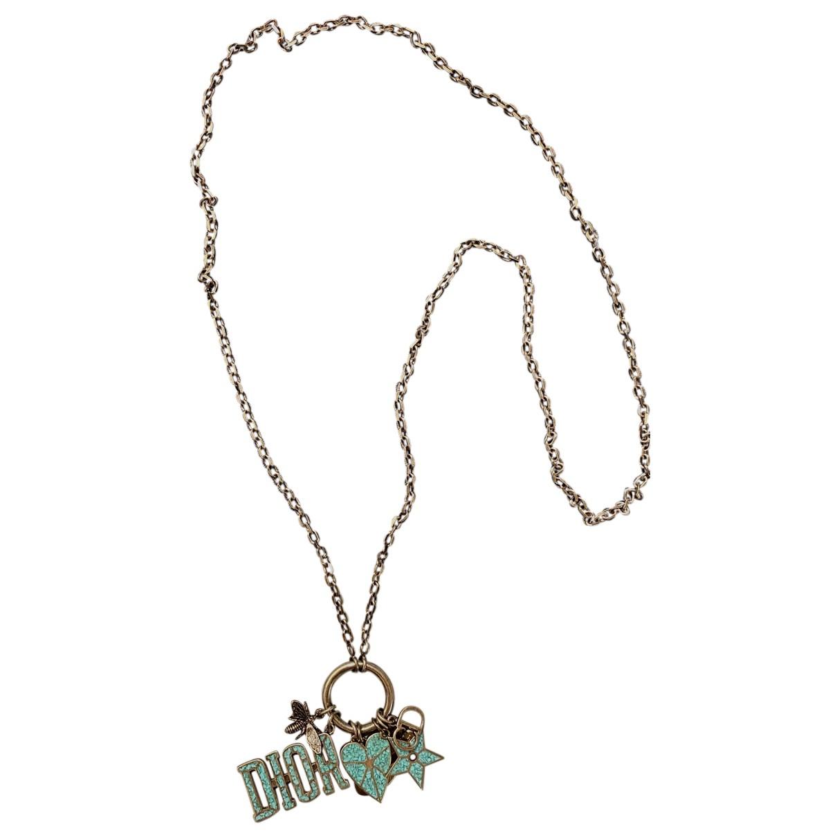 Dior \N Halskette Tuerkis
