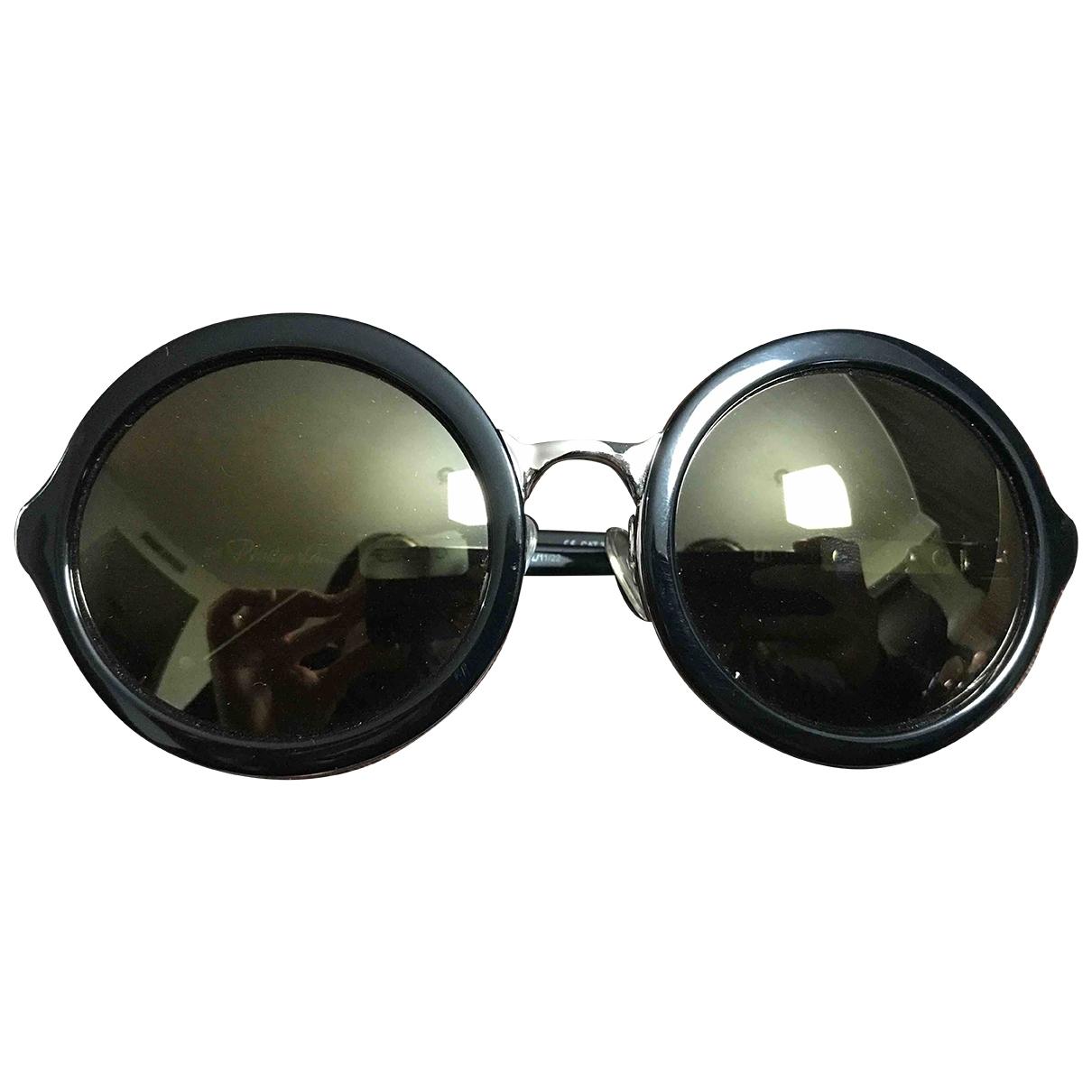 3.1 Phillip Lim \N Sonnenbrillen in  Schwarz Kunststoff