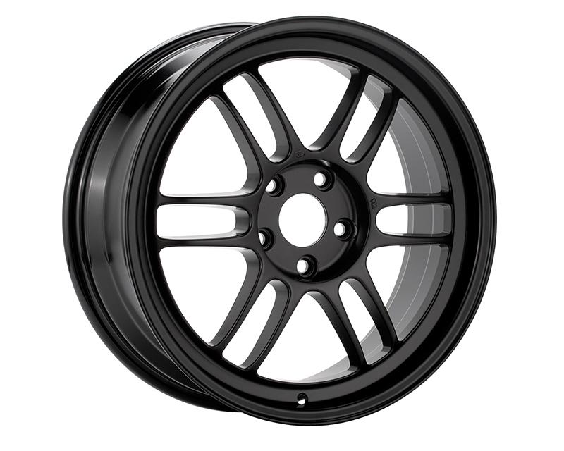 Enkei RPF1 Wheel Racing Series Black 17x7 5x114.3 45mm