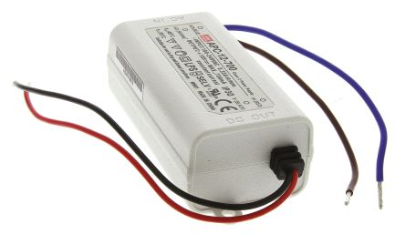 Mean Well Constant Current LED Driver 12.6W 9 → 18V
