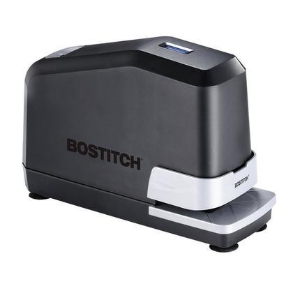 Bostitch B8® Impulse 45™ Electric Stapler, No-Jam, Black - 529784