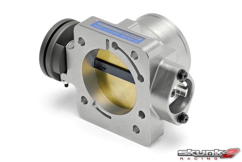 Skunk2 309-05-0050 Pro Series 70mm Billet Throttle Body Honda Civic 88-00