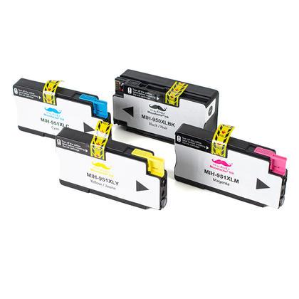 Compatible HP 950XL 951XL cartouches encre - haut rendement de HP 950 951 cartouches encre