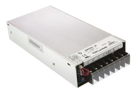 TDK-Lambda , 504W Embedded Switch Mode Power Supply SMPS, 48V dc, Enclosed