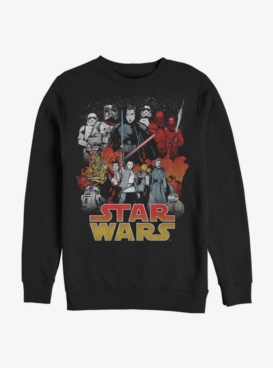 Star Wars Divine Journey Sweatshirt