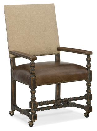 Hill Country Collection 5960-75500-BLK Comfort Castered Game