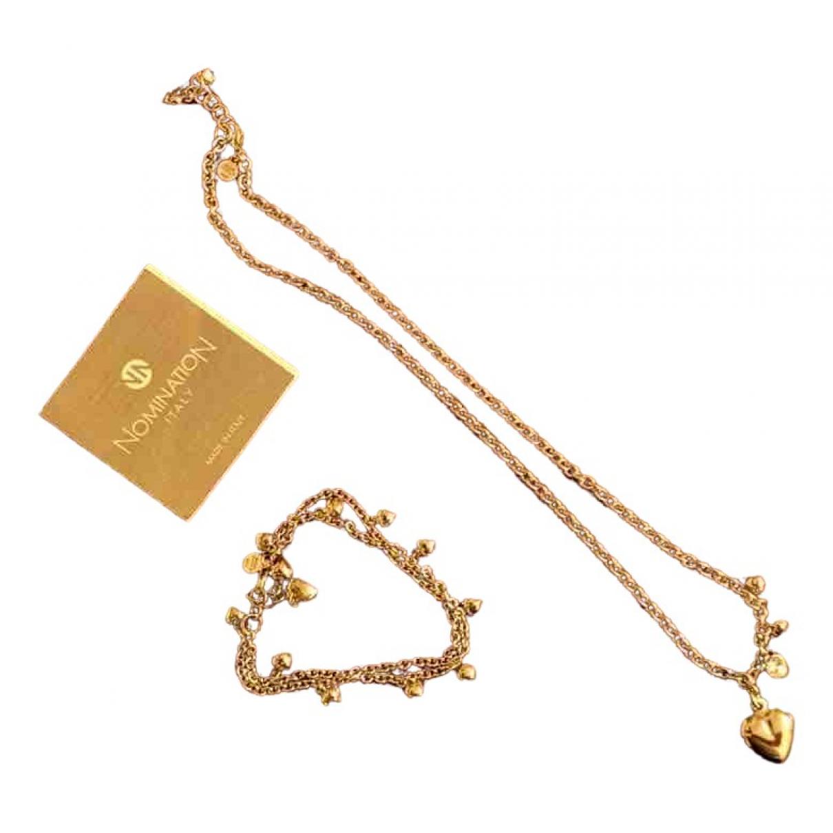 - Collier Motifs Coeurs pour femme en argent - argente