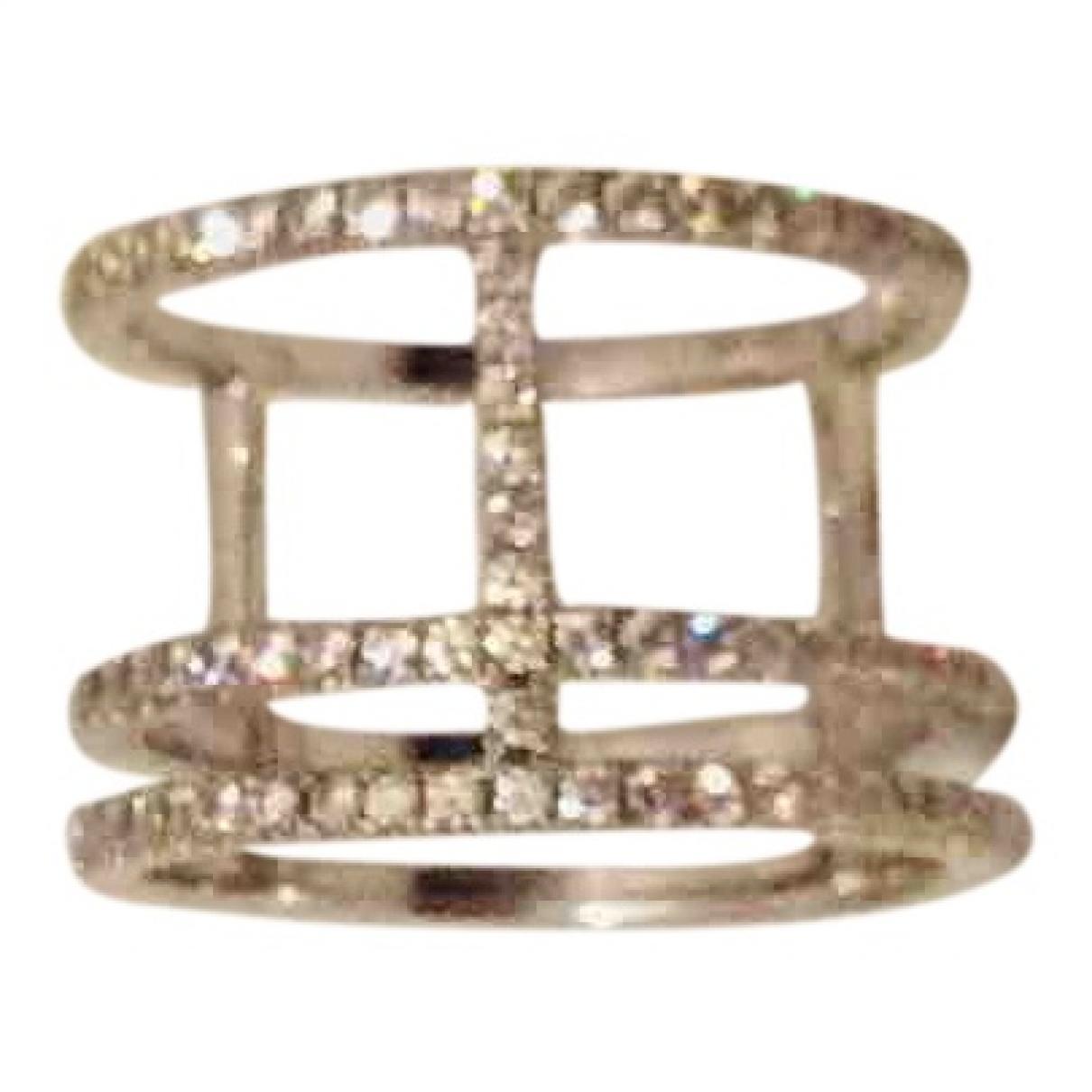 Apm Monaco \N Ring in  Grau Silber