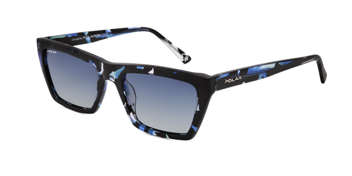 Polar PL Ginger Polarized 420 Men's Sunglasses Tortoise Size 53