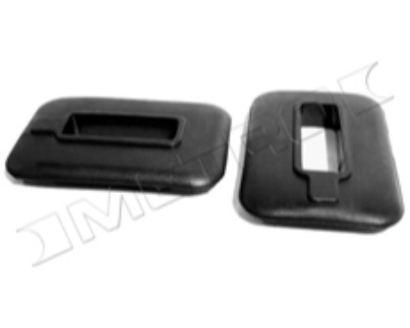 Metro Moulded BG 26 Bumper Arm Grommet Oldsmobile Pontiac 1939 Front And Rear Pair