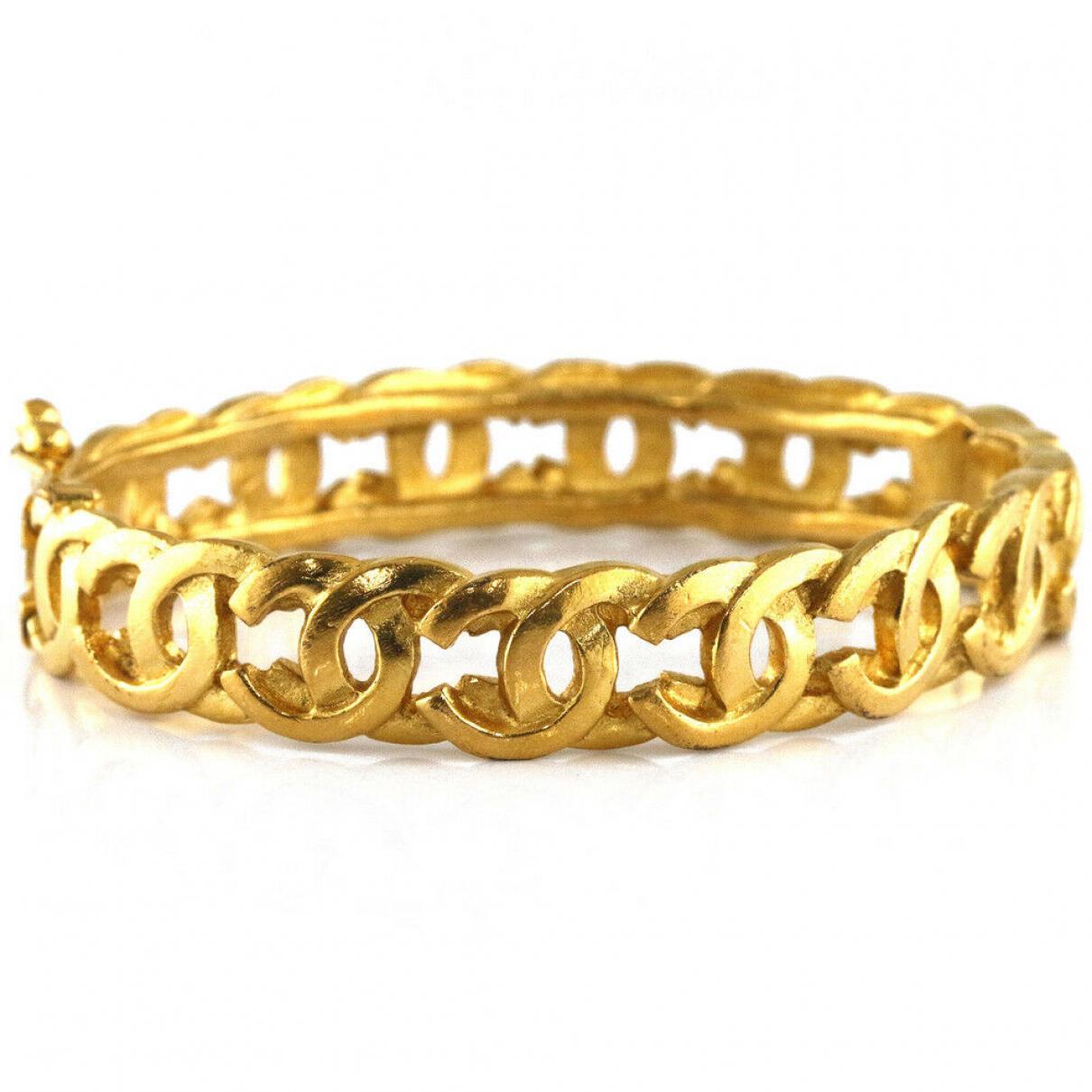 Chanel - Bracelet   pour femme en metal