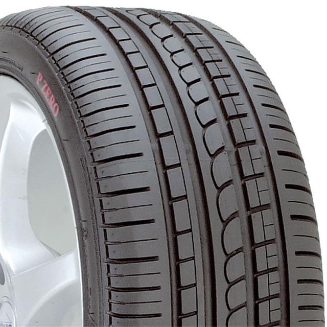 Pirelli 2540400 P Zero Rosso Tire 225/40 R18 88Y SL BSW N4