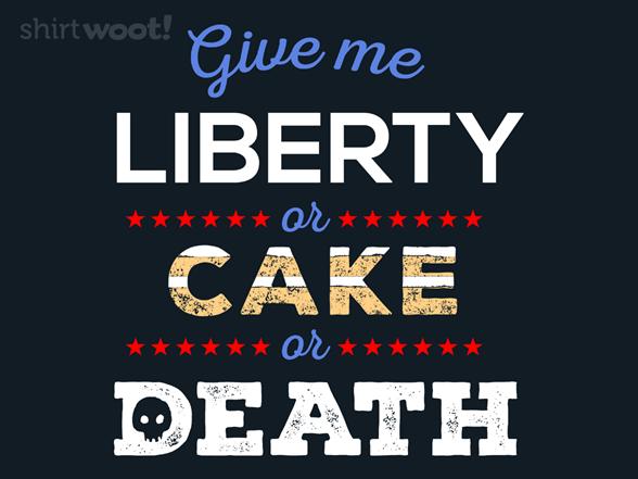 Patriot's Dilemma T Shirt