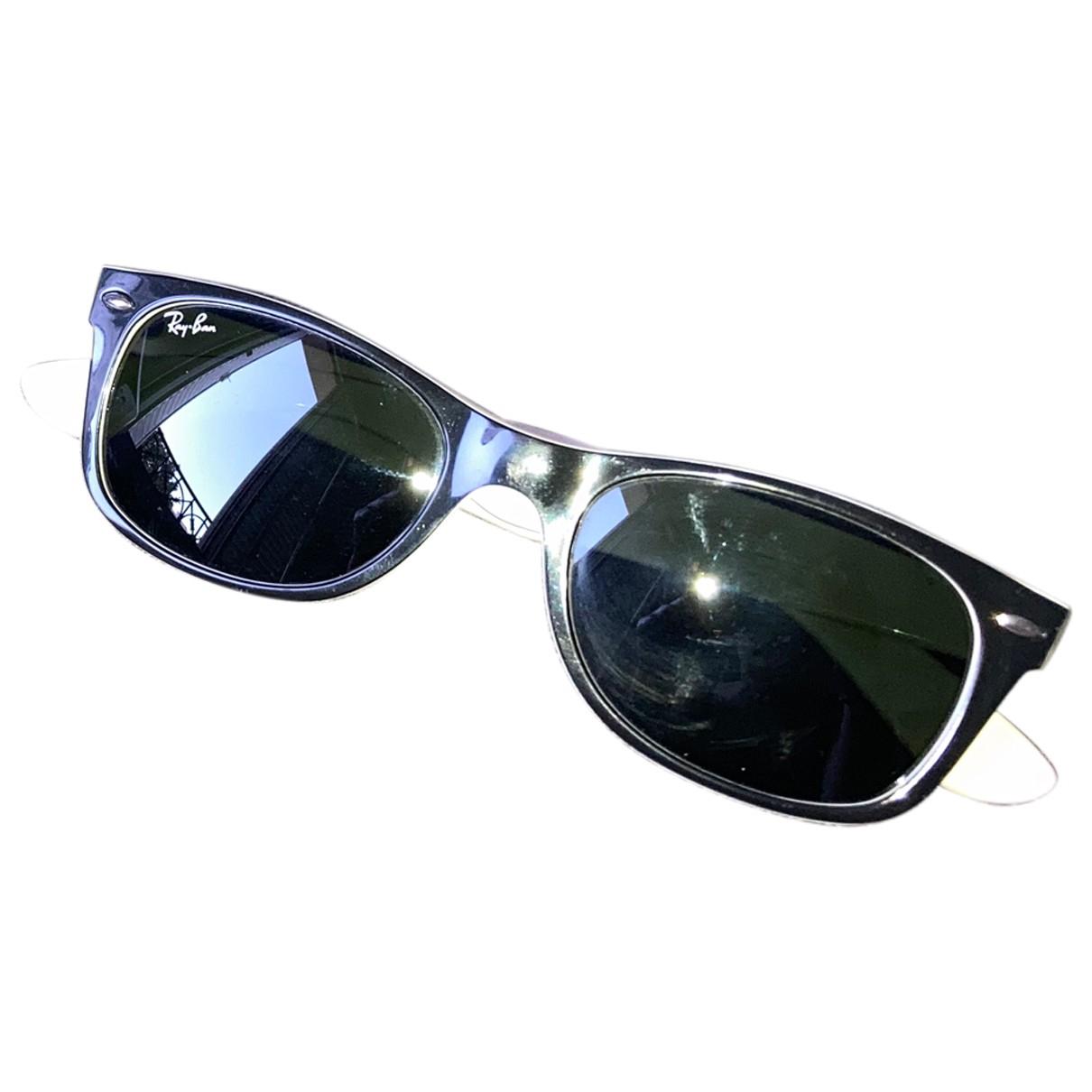 Ray-ban New Wayfarer Black Sunglasses for Men \N