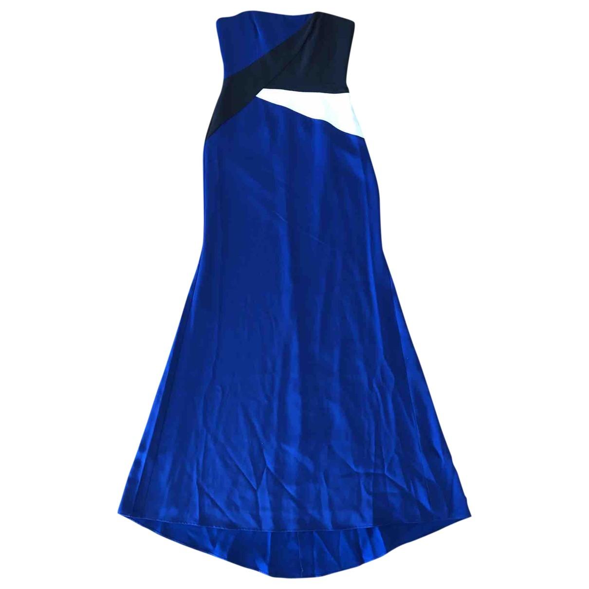 Bcbg Max Azria \N Blue dress for Women 6 US
