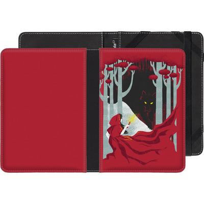 PocketBook Touch 622 eBook Reader Huelle - Into Woods von Little Clyde
