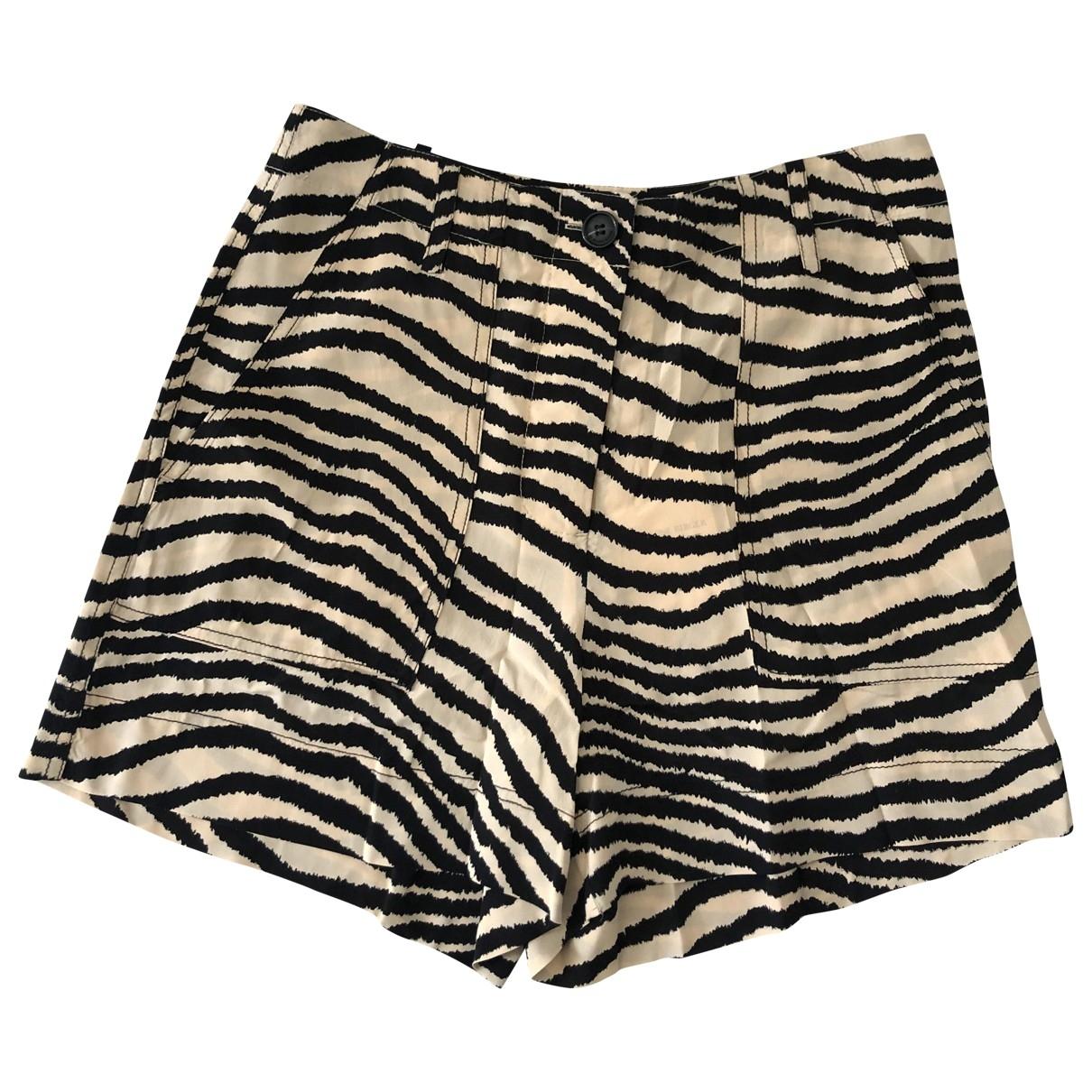 By Malene Birger \N Beige Shorts for Women 36 FR