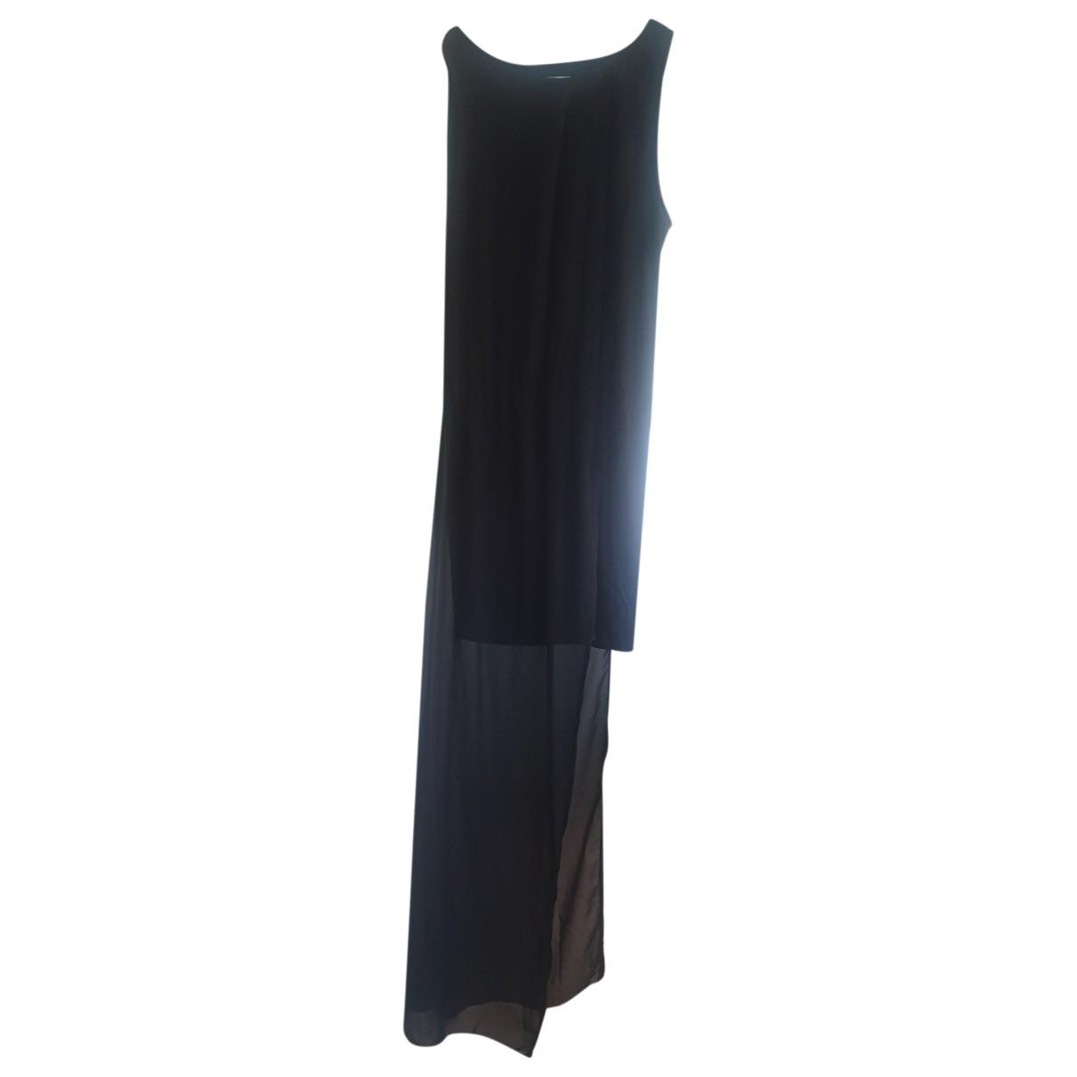 Replay \N Kleid in  Schwarz Polyester