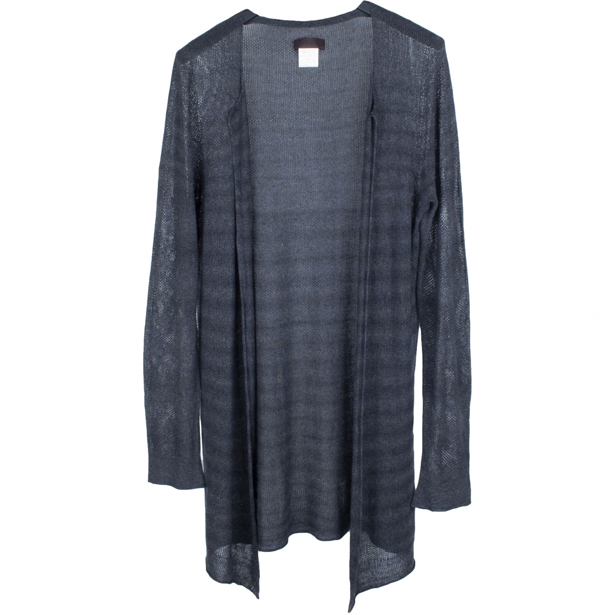 Yohji Yamamoto - Pulls.Gilets.Sweats   pour homme en coton - noir