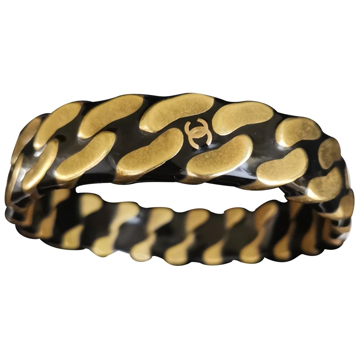 Chanel \N Armband in  Bunt Vergoldet
