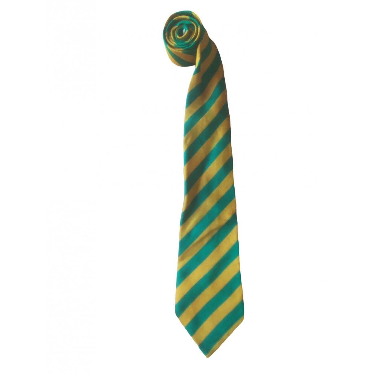 Balenciaga \N Krawatten in  Bunt Seide