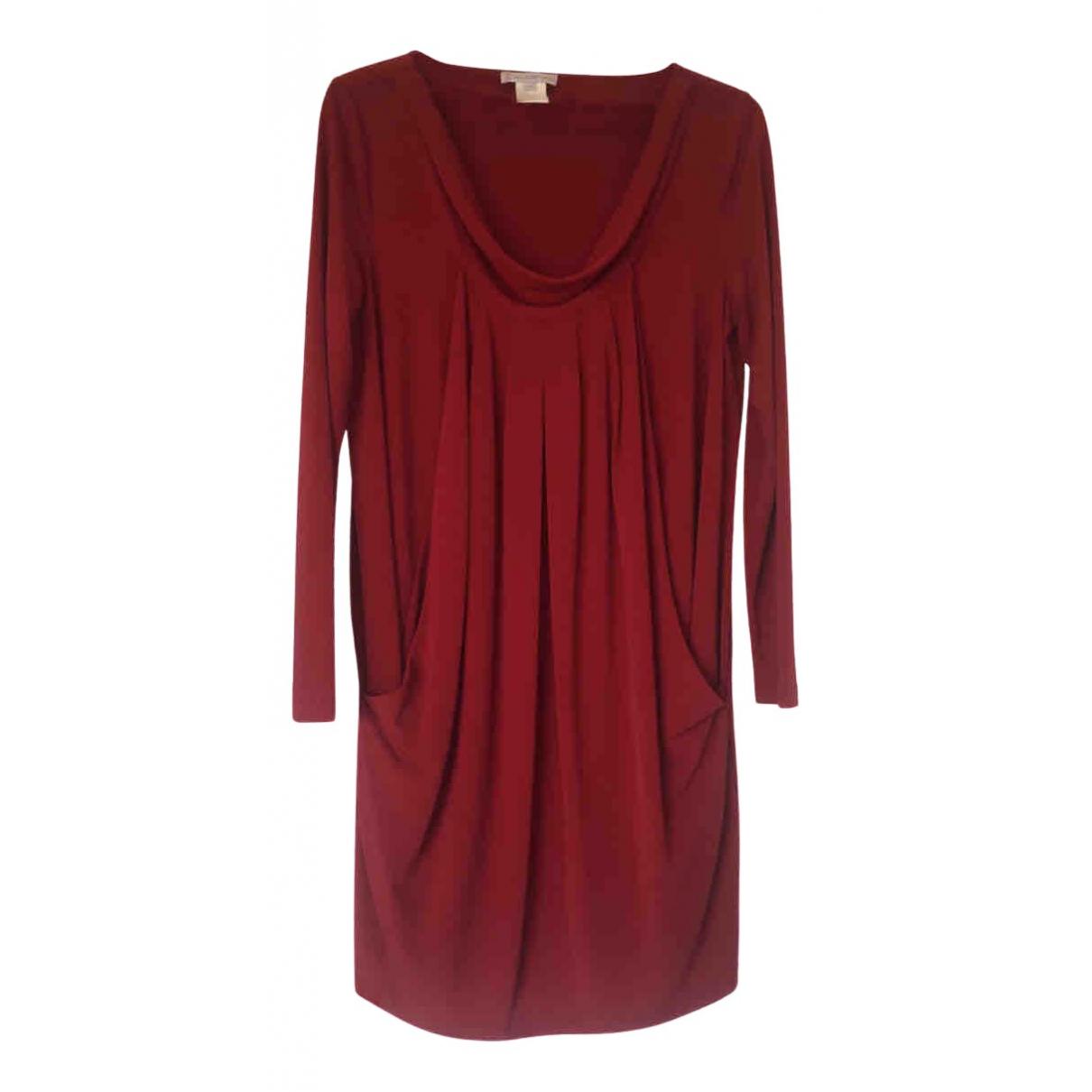 Paul & Joe Sister \N Kleid in  Rot Polyester