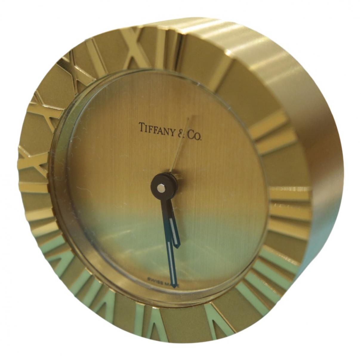 Tiffany & Co \N Uhr Gold