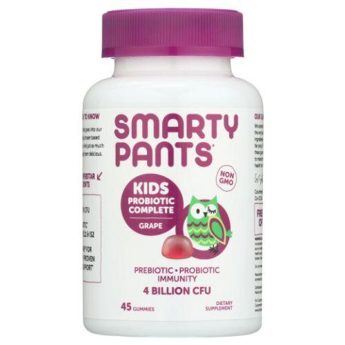 Kids Probiotic Complete Grape 45 Peaces by SmartyPants