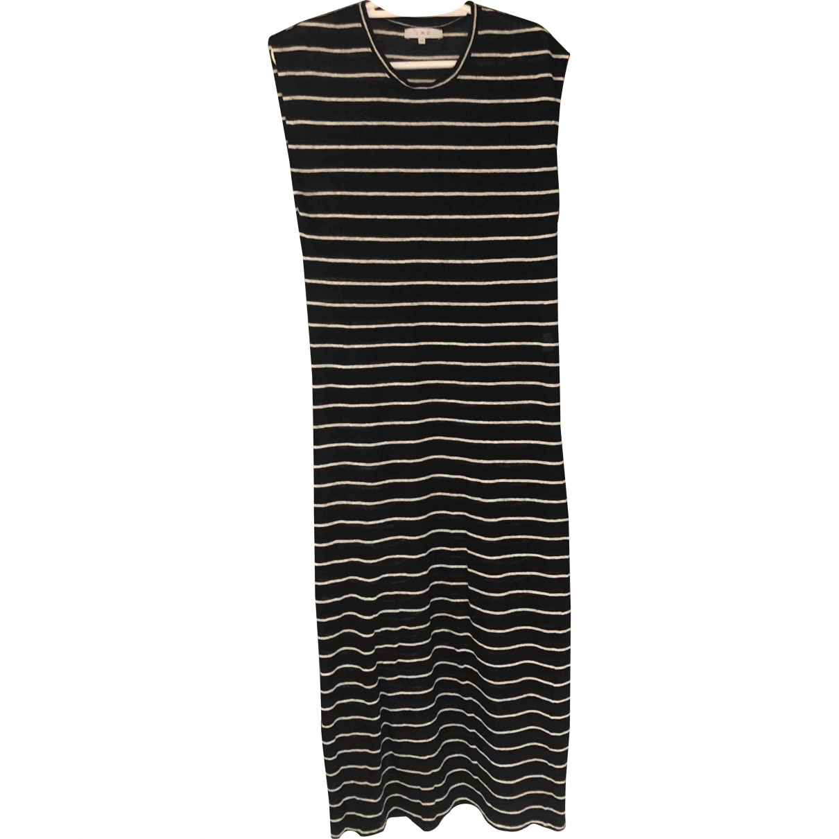 Iro \N Black Linen dress for Women XS International