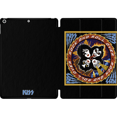 Apple iPad 9.7 (2018) Tablet Smart Case - Rock And Roll Over von KISS®