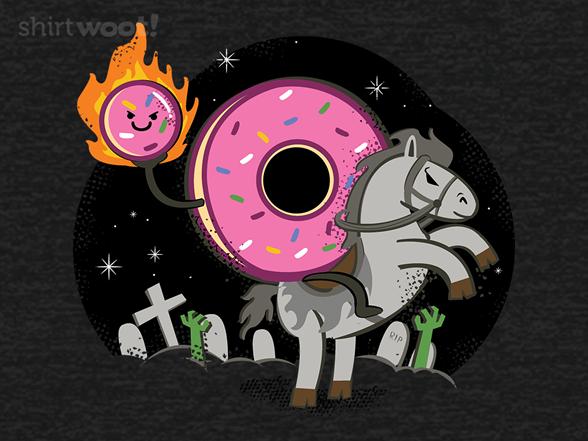 The Legend Of Sleepy Hollow T Shirt