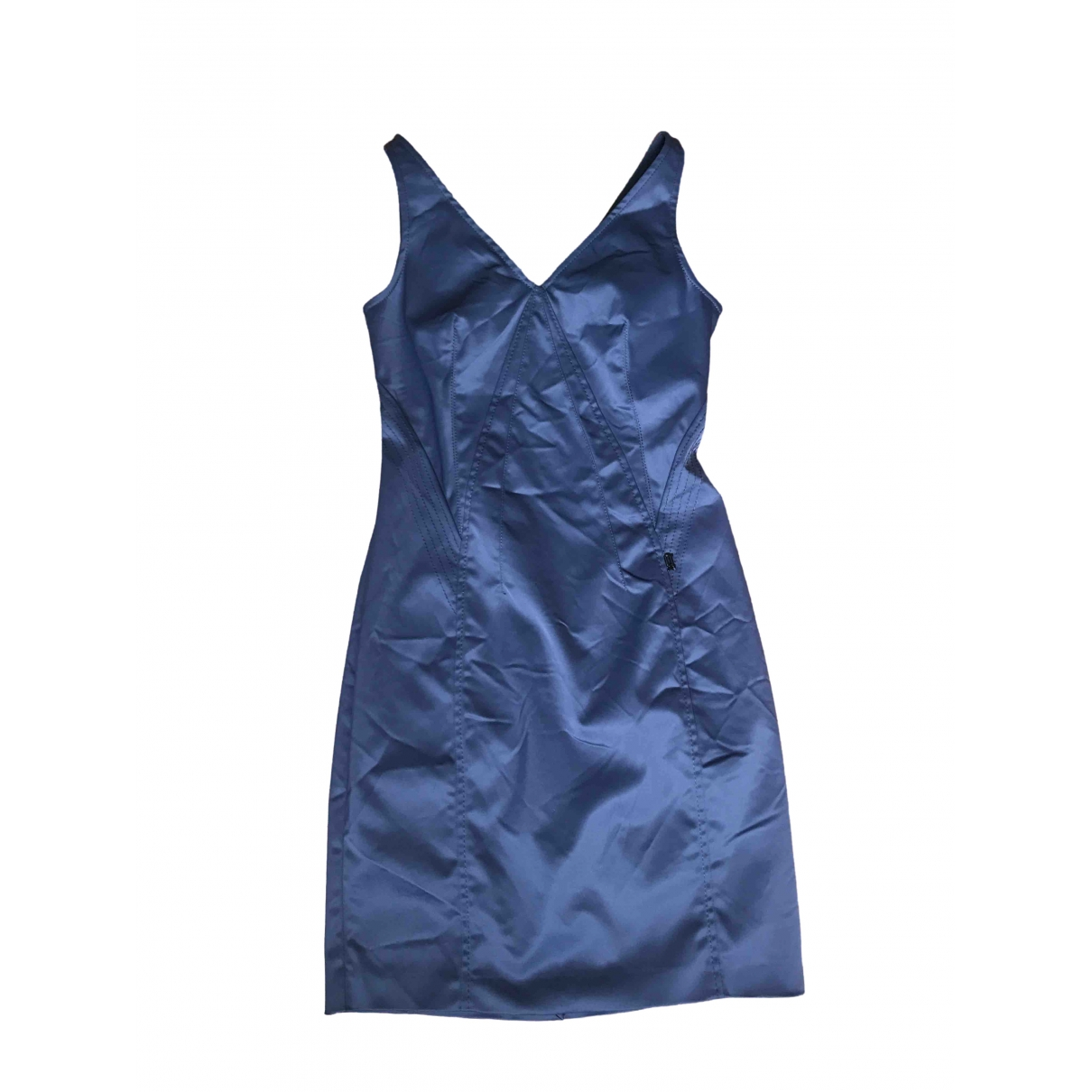 Galliano - Robe   pour femme - gris