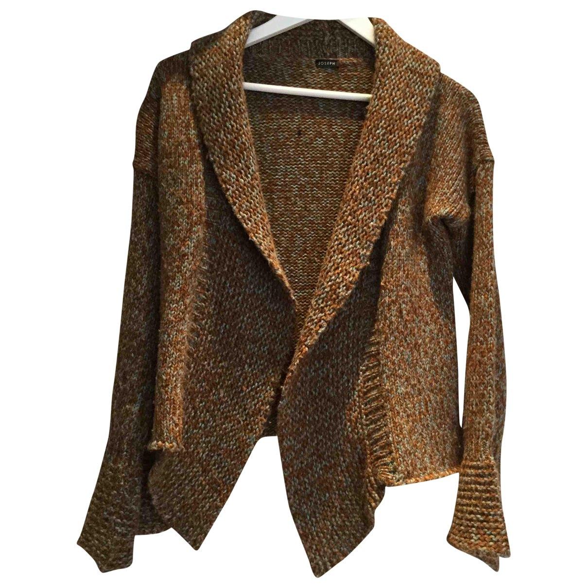Joseph \N Pullover in  Braun Wolle