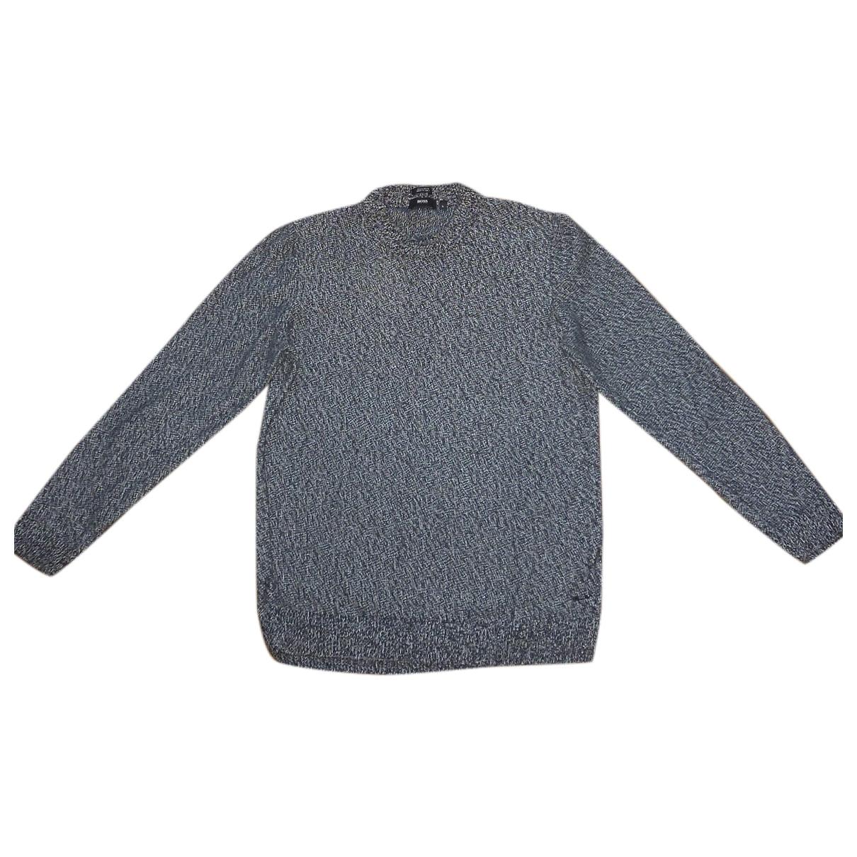 Boss \N Pullover.Westen.Sweatshirts  in Baumwolle