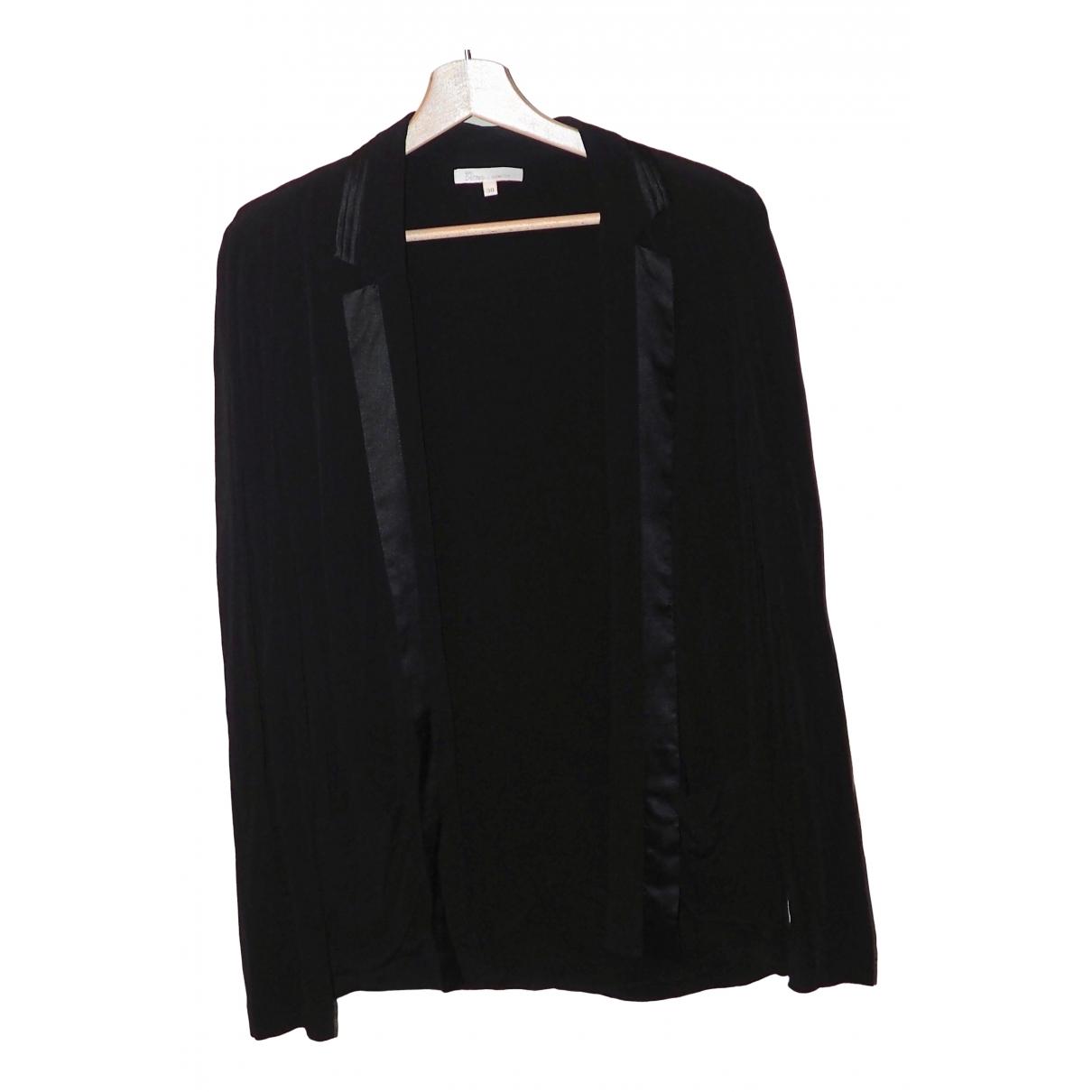 Les Petites \N Black jacket for Women 38 FR