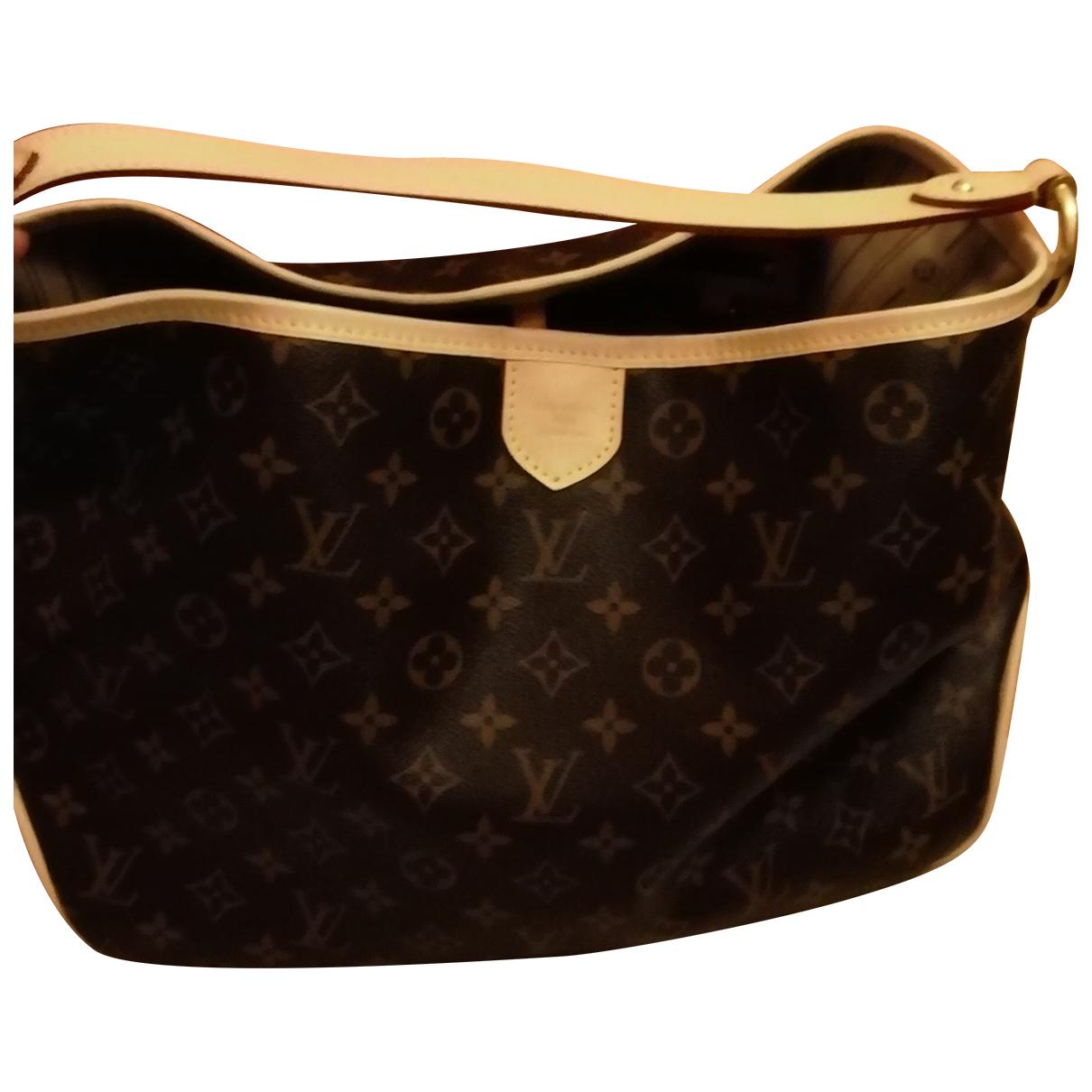 Bandolera Delightful de Lona Louis Vuitton