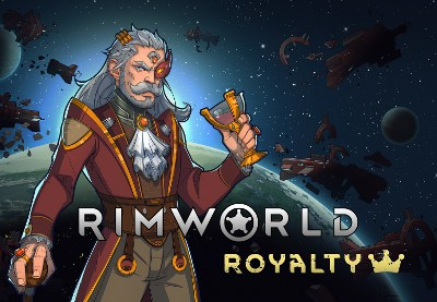 RimWorld - Royalty DLC EU Steam Altergift