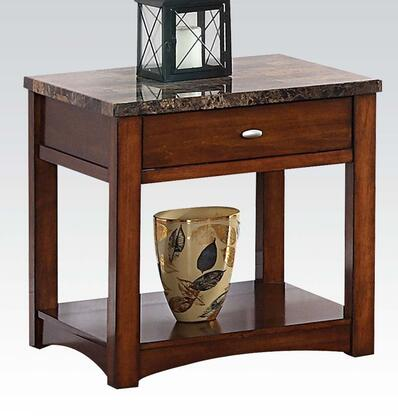 80021 Jas End Table with Drawer in