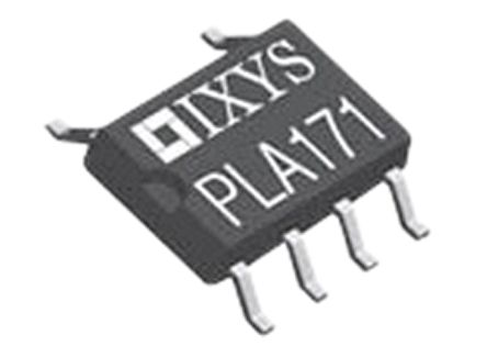 IXYS 100 mA rms/mA dc SPNO Solid State Relay, DC, Surface Mount, MOSFET, 800 V Maximum Load