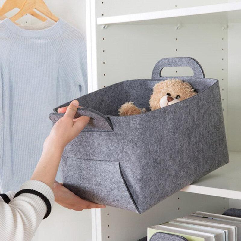 Felt Bag Felt Bag Felt Storage Basket Quality Assurance Support Low Price