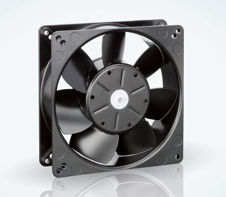 ebm-papst , 24 V dc, DC Axial Fan, 135 x 135 x 38mm, 260m³/h, 9.5W, IP20