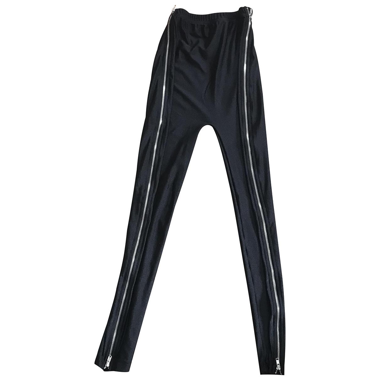 American Apparel - Pantalon   pour femme - noir